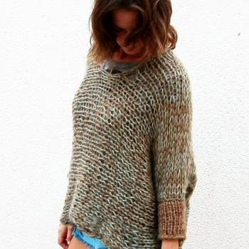 Sweater for autumn